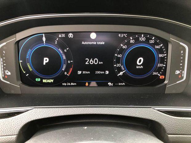 Photo miniature de la Volkswagen Passat 1.4 TSI Hybride Rechargeable DSG6 GTE 2019 d'occasion