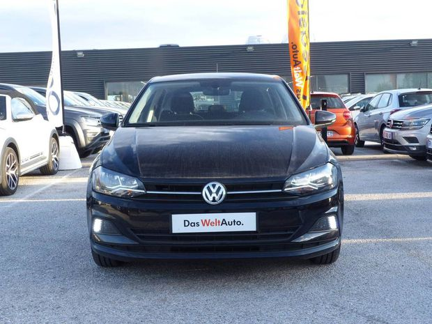 Photo miniature de la Volkswagen Polo 1.0 TSI 95 S&S DSG7 Confortline Business 2019 d'occasion
