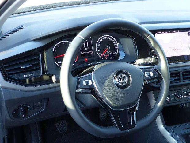 Photo miniature de la Volkswagen Polo 1.0 TSI 95 S&S DSG7 Confortline Business 2019 d'occasion