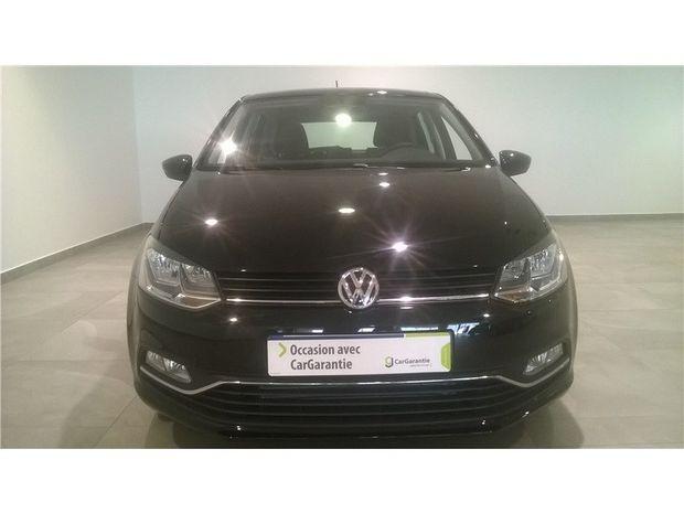Photo miniature de la Volkswagen Polo 1.0 75 2016 d'occasion