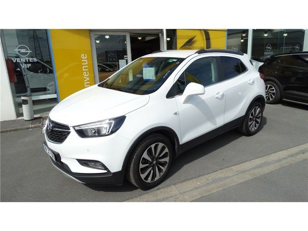 Photo miniature de la Opel Mokka 1.6 CDTI - 136 CH 4X2 2018 d'occasion