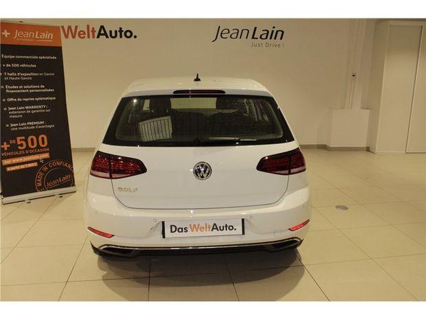 Photo miniature de la Volkswagen Golf 1.0 TSI 115 BVM6 2019 d'occasion