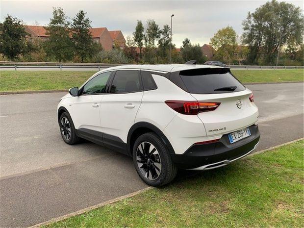 Photo miniature de la Opel Grandland X 1.6 D 120 CH BVA6 2018 d'occasion