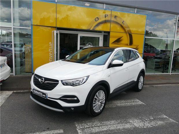 Photo miniature de la Opel Grandland X 1.6 D 120 CH ECOTEC 2018 d'occasion