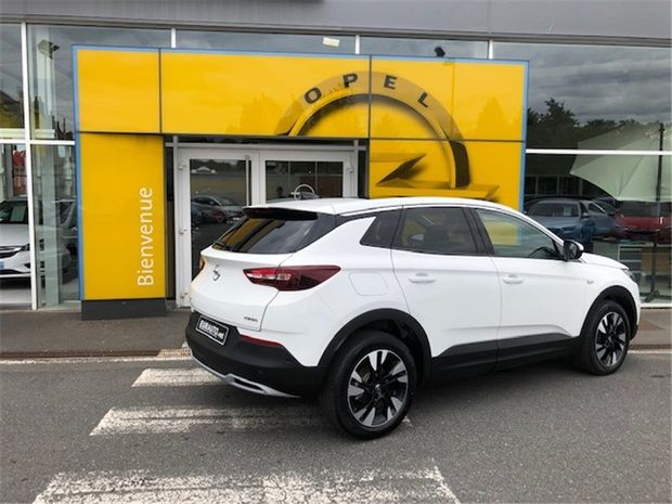 Photo miniature de la Opel Grandland X 1.2 TURBO 130 CH ECOTEC 2018 d'occasion