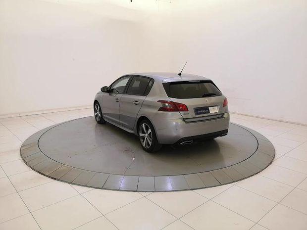 Photo miniature de la Peugeot 308 1.2 PureTech 110ch E6.c S&S Style 5cv 2019 d'occasion