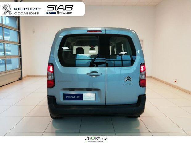 Photo miniature de la Citroën Berlingo M PureTech 110ch S&S Feel 2019 d'occasion