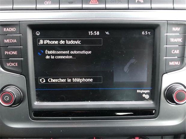 Photo miniature de la Volkswagen Polo 1.4 TDI 90 BMT 2016 d'occasion