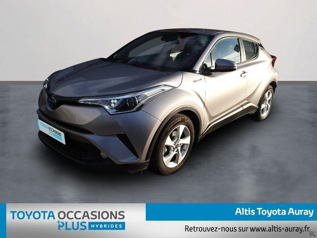 Photo miniature de la Toyota C-HR 122h Dynamic Business 2WD E-CVT 2018 d'occasion