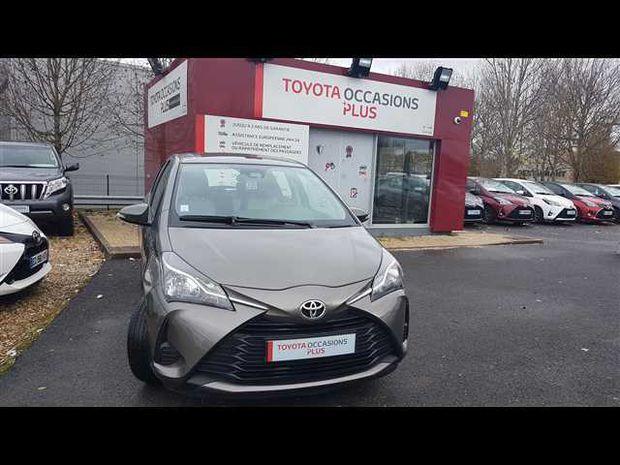 Photo miniature de la Toyota Yaris 70 VVT-i France 2019 d'occasion