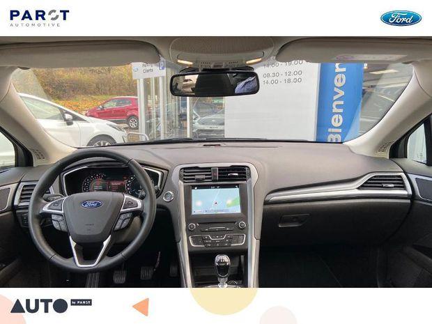 Photo miniature de la Ford Mondeo 2.0 TDCi 150ch Titanium 5p 2018 d'occasion