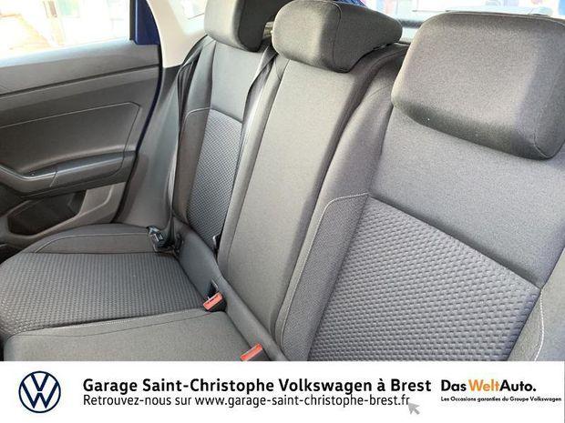 Photo miniature de la Volkswagen Polo 1.6 TDI 95ch Confortline Business DSG7 2018 d'occasion