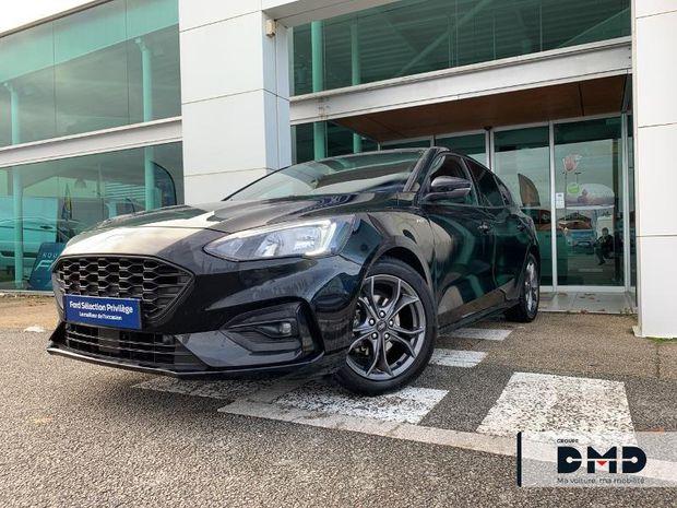 Photo miniature de la Ford Focus 1.0 EcoBoost 125ch ST-Line Business BVA 2019 d'occasion