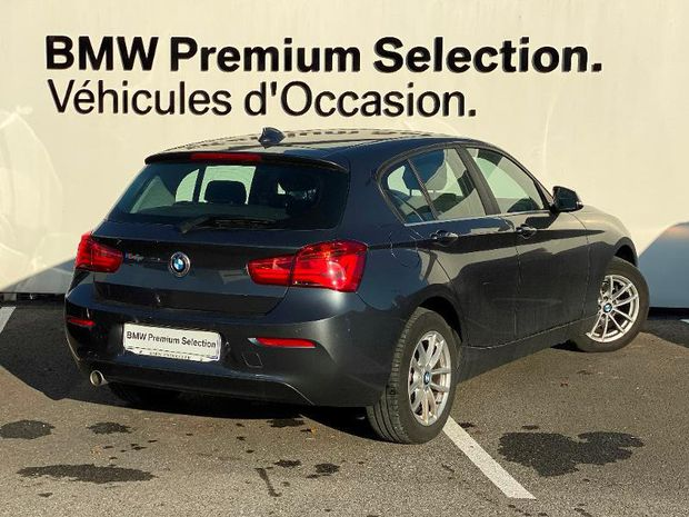 Photo miniature de la BMW Serie 1 114d 95ch Lounge 5p 2016 d'occasion