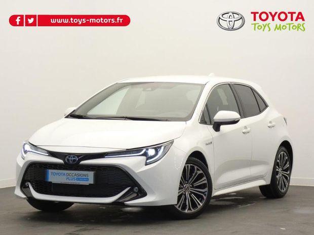 Photo miniature de la Toyota Corolla 180h Design 2019 d'occasion