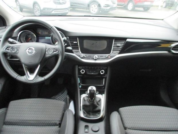 Photo miniature de la Opel Astra 1.6 D 110ch Innovation Euro6d-T 2018 d'occasion