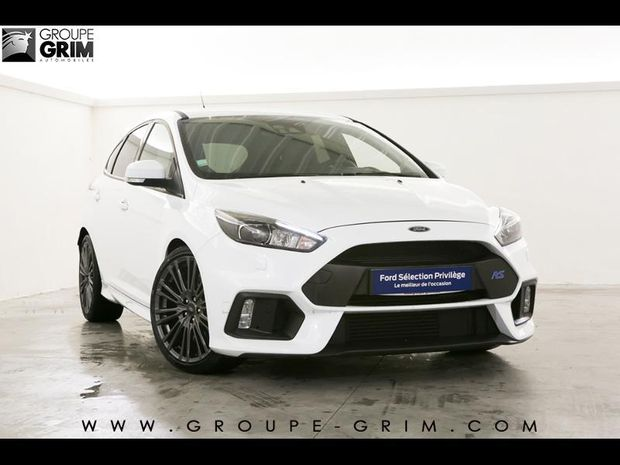 Photo miniature de la Ford Focus 2.3 EcoBoost 350ch Stop&Start RS 2017 d'occasion