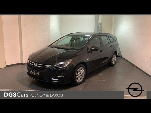 Photo miniature de la Opel Astra Sports Tourer 1.6 D 110ch Business Edition Euro6d-T 2019 d'occasion