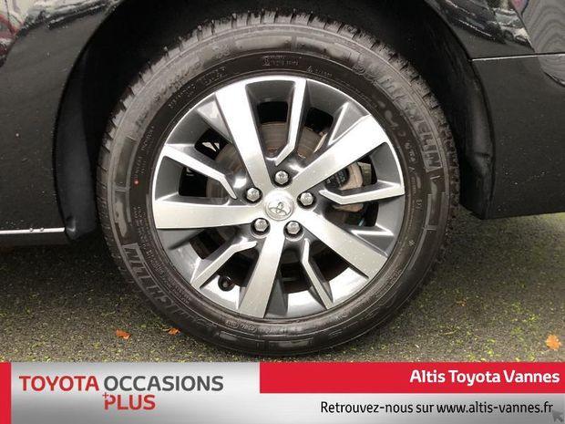 Photo miniature de la Toyota PROACE Verso Long 115 D-4D Dynamic 2018 d'occasion