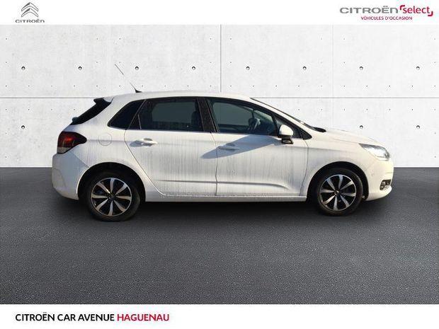 Photo miniature de la Citroën C4 Diesel 100 cv Millenium Business Garantie 12 mois 2019 d'occasion