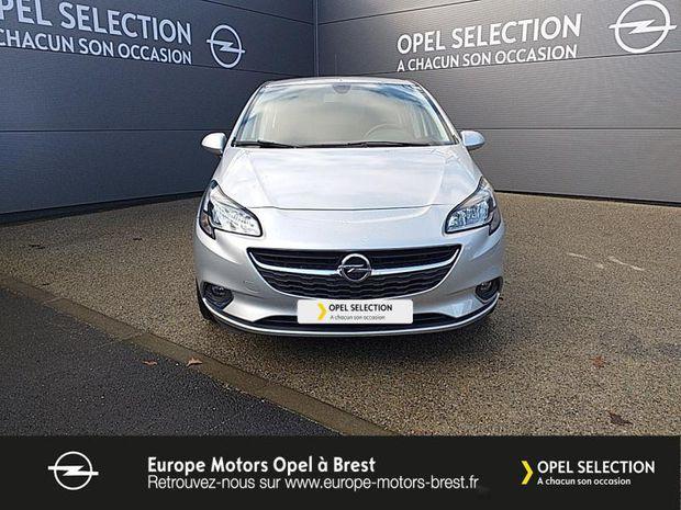 Photo miniature de la Opel Corsa 1.4 90ch Design 120 ans  5p 2019 d'occasion