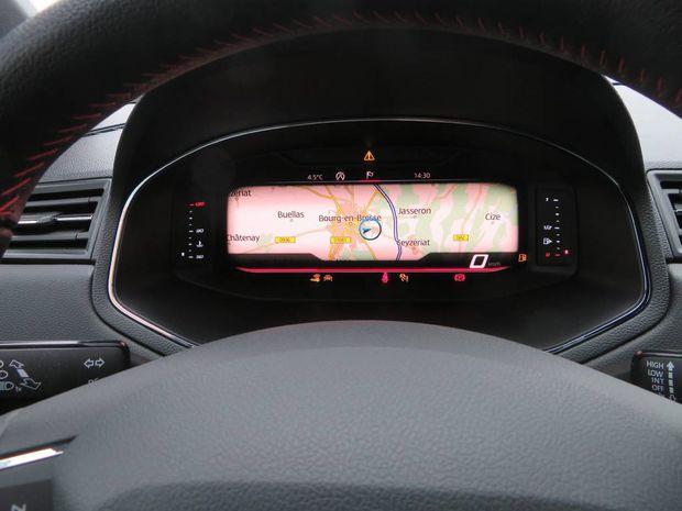 Photo miniature de la Seat Arona 1.0 EcoTSI 115 ch Start/Stop BVM6 FR 2019 d'occasion