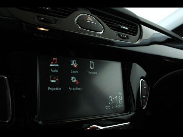Photo miniature de la Opel Corsa 1.4 90ch BLACK EDITION 2019 d'occasion