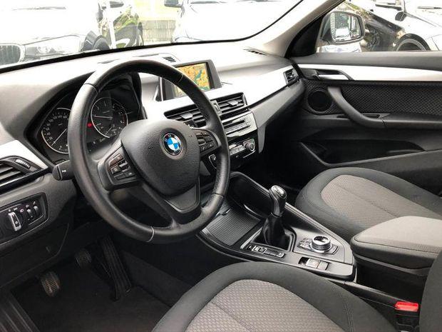 Photo miniature de la BMW X1 xDrive18d 150ch Lounge 2016 d'occasion