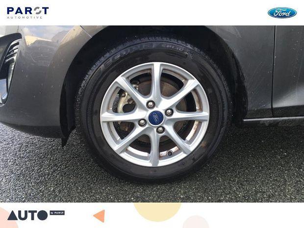 Photo miniature de la Ford Fiesta 1.1 85ch Trend 5p 2018 d'occasion