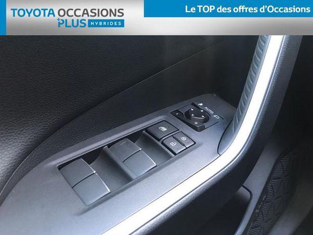 Photo miniature de la Toyota RAV4 Hybride 222ch Dynamic AWD-i 2019 d'occasion