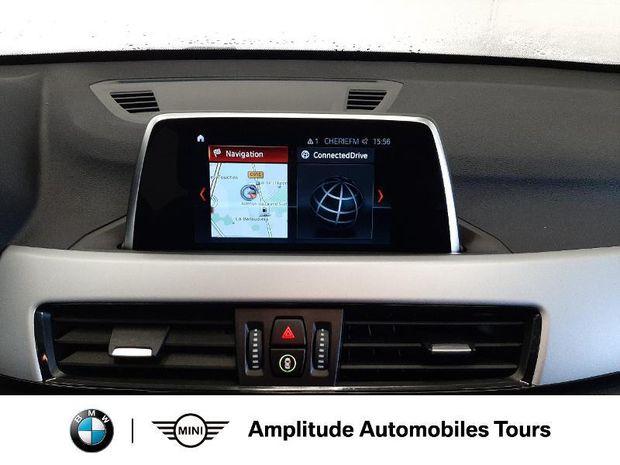 Photo miniature de la BMW X1 sDrive18iA 140ch Lounge DKG7 2019 d'occasion