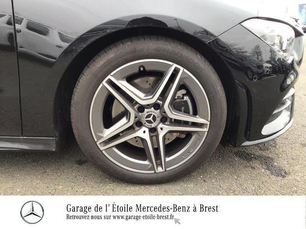 Photo miniature de la Mercedes CLA Shooting Brake 220 d 190ch AMG Line 8G-DCT 2019 d'occasion