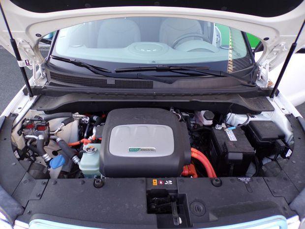 Photo miniature de la Kia Soul EV EV Ultimate 110ch 2016 d'occasion