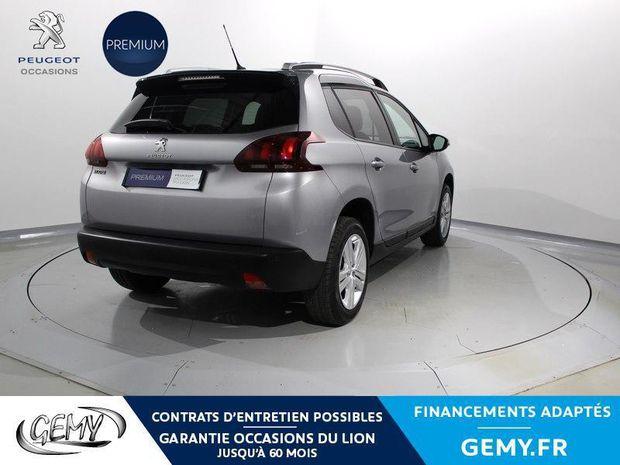 Photo miniature de la Peugeot 2008 1.5 BlueHDi 100ch E6.c Style S&S BVM5 2019 d'occasion