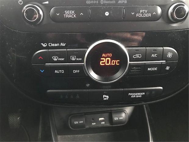 Photo miniature de la Kia Soul 1.6 CRDI 136 CH 2016 d'occasion