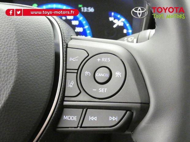 Photo miniature de la Toyota Corolla 122h Design MY20 2019 d'occasion