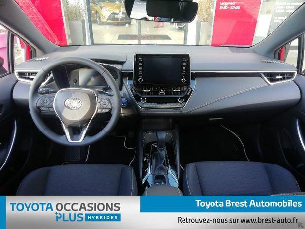 Photo miniature de la Toyota Corolla 122h Design NAV TO 2019 d'occasion