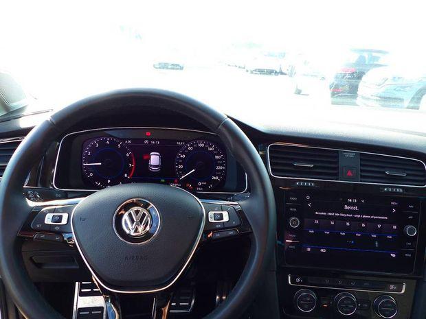 Photo miniature de la Volkswagen Golf 1.0 TSI 115 DSG7 Connect 2019 d'occasion