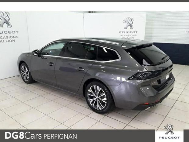 Photo miniature de la Peugeot 508 SW BlueHDi 130ch S&S Allure Business EAT8 2019 d'occasion