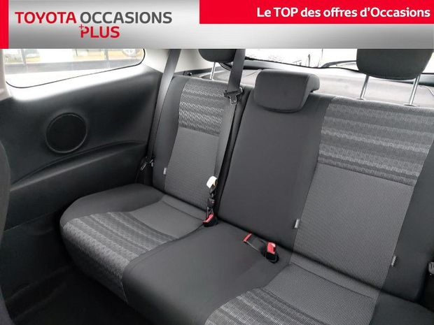 Photo miniature de la Toyota Yaris 69 VVT-i France 3p 2016 d'occasion