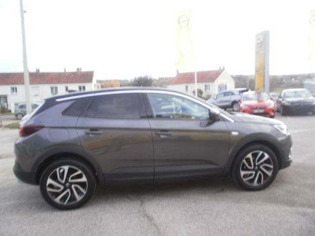 Photo miniature de la Opel Grandland X 1.2 Turbo 130ch Ultimate BVA 2019 d'occasion