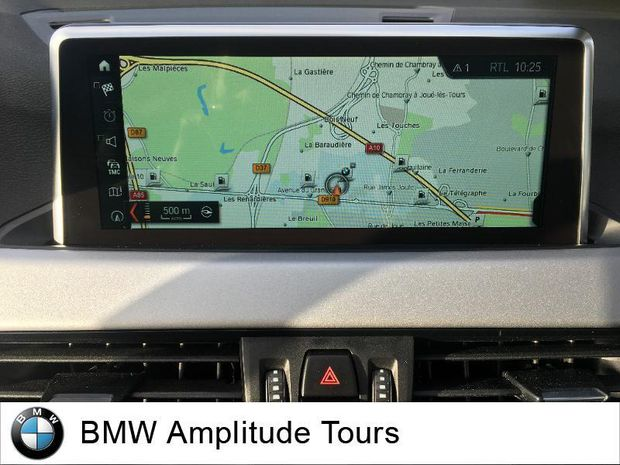 Photo miniature de la BMW X1 sDrive18iA 140ch Lounge DKG7 2019 d'occasion