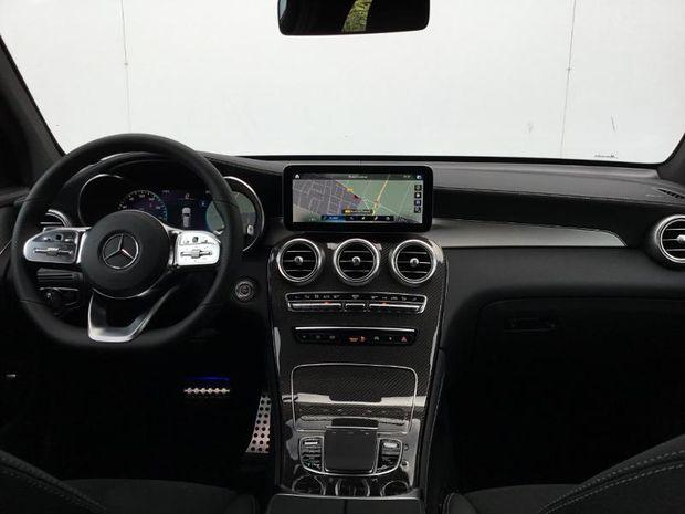 Photo miniature de la Mercedes Classe GLC GLC 300 d 245ch AMG Line 4Matic 9G-Tronic 2019 d'occasion