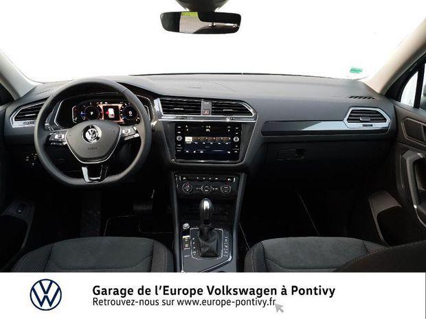 Photo miniature de la Volkswagen Tiguan Allspace 2.0 TDI 150ch Carat DSG7 Euro6d-T 129g 2019 d'occasion