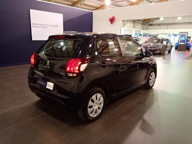 Photo miniature de la Peugeot 108 1.0 VTi Active 5p 2015 d'occasion