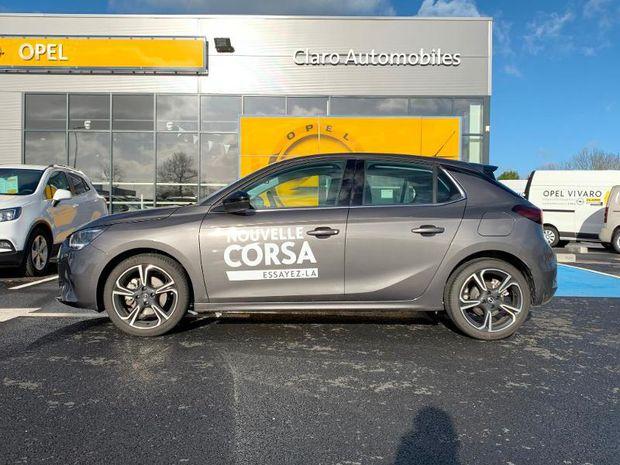 Photo miniature de la Opel Corsa 1.5 D 100ch Elegance 2019 d'occasion