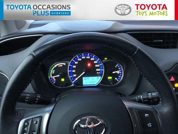Photo miniature de la Toyota Yaris HSD 100h Dynamic 5p 2016 d'occasion