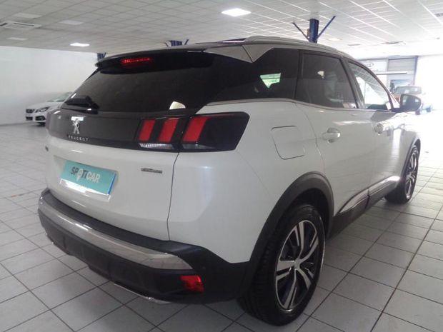 Photo miniature de la Peugeot 3008 1.6 PureTech 180ch E6.c GT Line S&S EAT8 2019 d'occasion