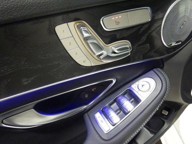 Photo miniature de la Mercedes Classe C 300 e 211+122ch AMG Line 9G-Tronic 2019 d'occasion