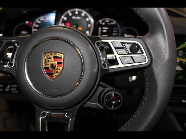Photo miniature de la Porsche Cayenne 4.0 550ch Turbo 2018 d'occasion